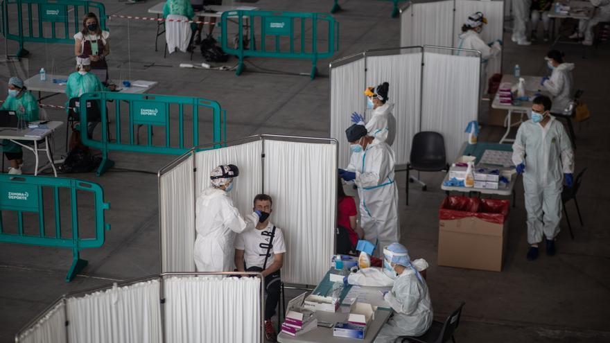 Detectado un solo caso nuevo de coronavirus en las últimas horas en Zamora