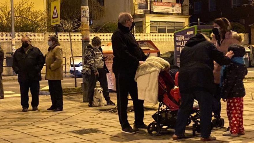 Varios terremotos vuelven a sacudir Granada