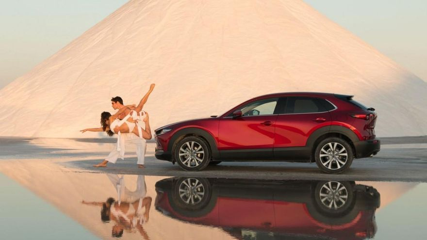 Gama CX de Mazda: diseño, artesanía y emoción en forma de SUV