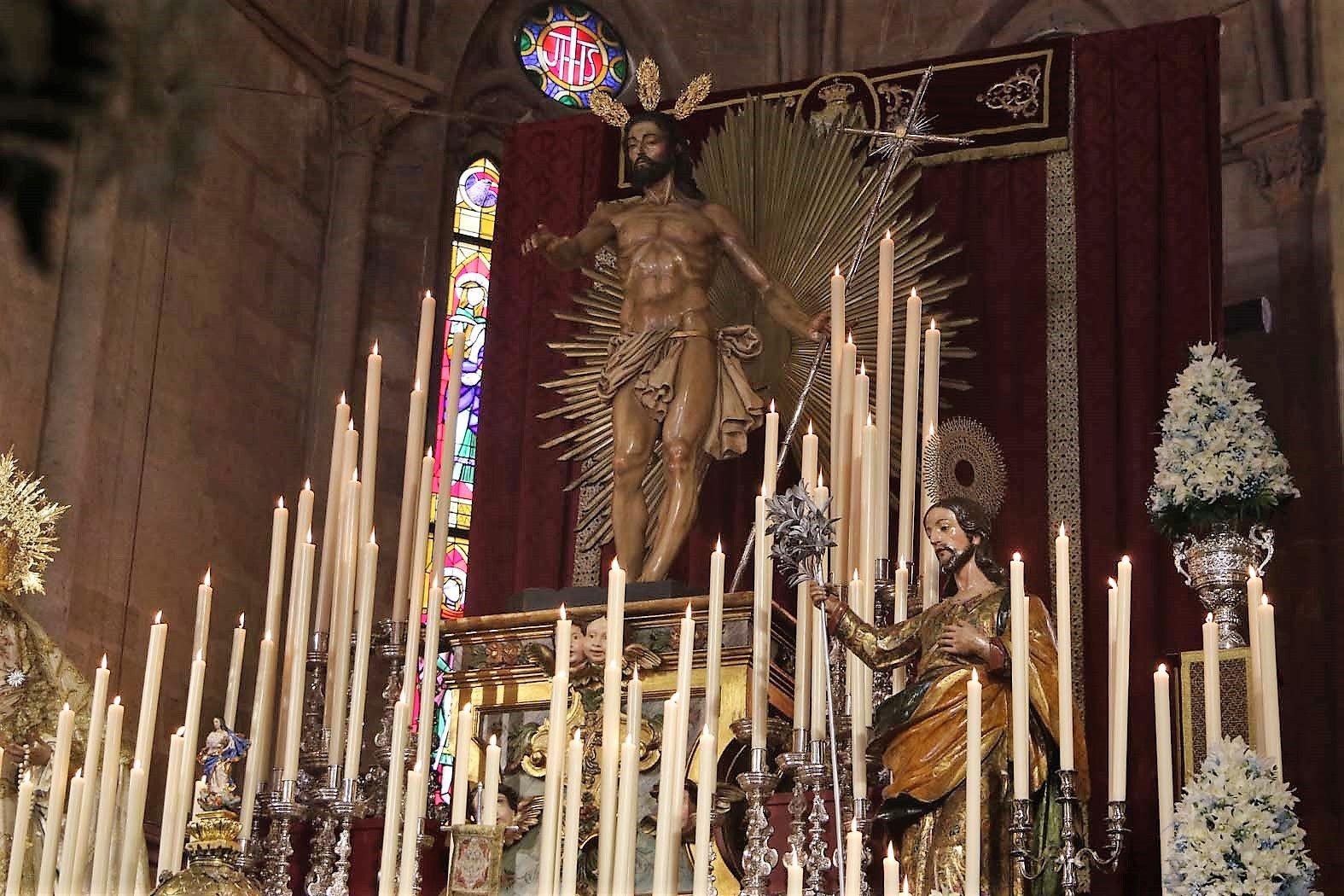 Domingo de Resurrección. El Resucitado