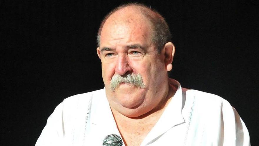 Juan Padrón, dibujante cubano