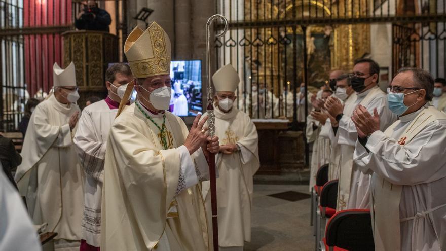 El obispo crea la nueva oficina de Transparencia de la Diócesis