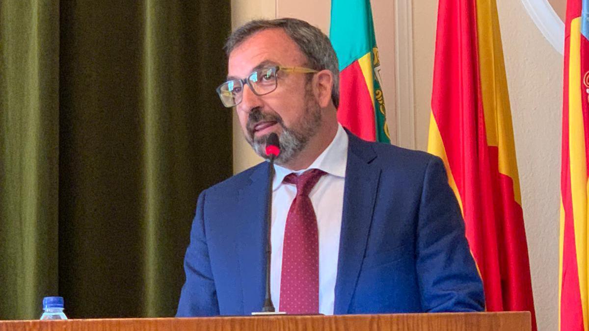 Juan Carlos Redondo recrimina a la alcaldesa que todavía no se hayan aprobado los presupuestos del 2021 de Castelló.