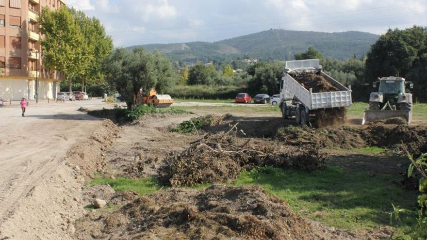 Ontinyent creará 150 plazas gratuitas de parking en Benarrai