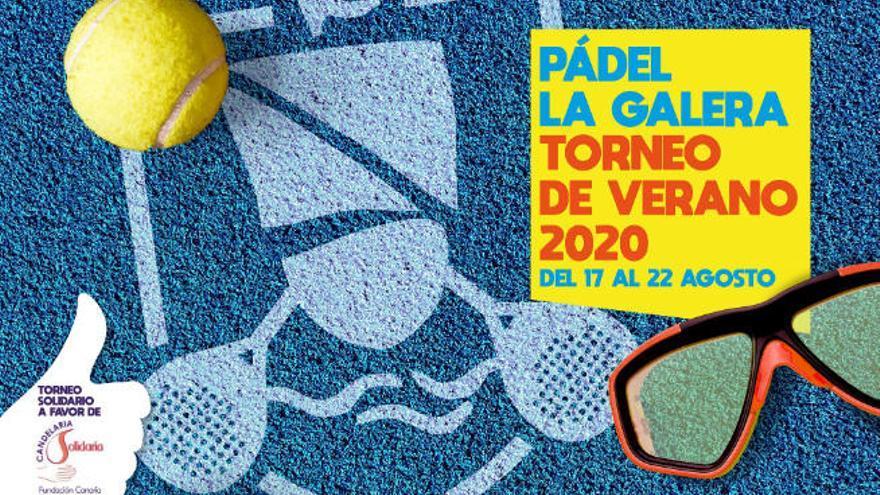 El Club Náutico La Galera organiza un Torneo en apoyo a Candelaria Solidaria