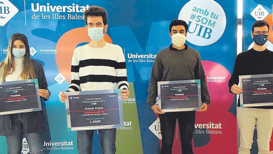 Premios a la innovación tecnológica en la UIB