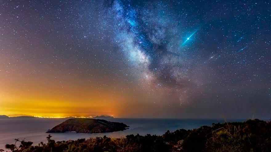 Perseidas 2020: cinco planes para disfrutar de una noche bajo las estrellas en Galicia