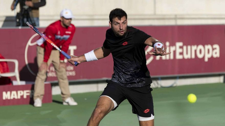 Bernabé Zapata elimina a Feliciano López en el US Open