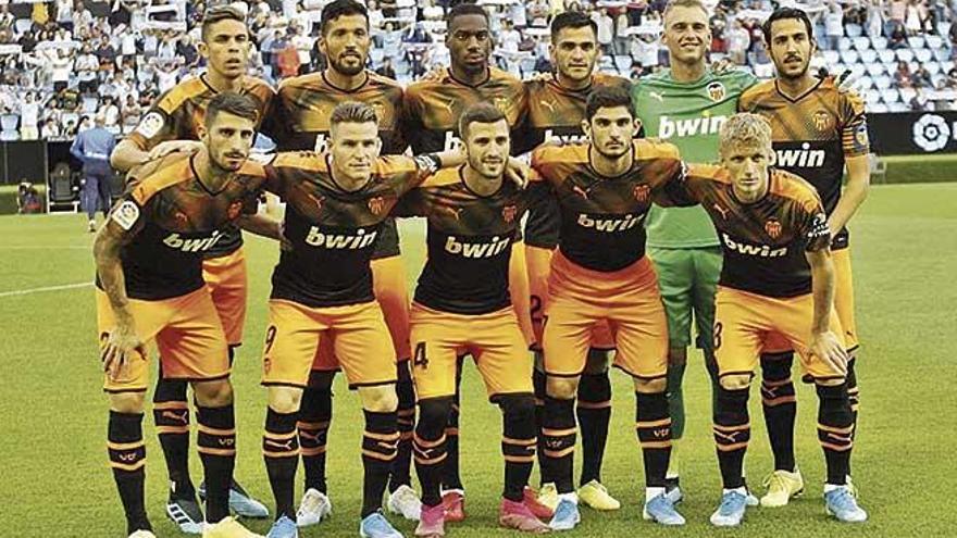 El Valencia, un rival en apuros para el Mallorca