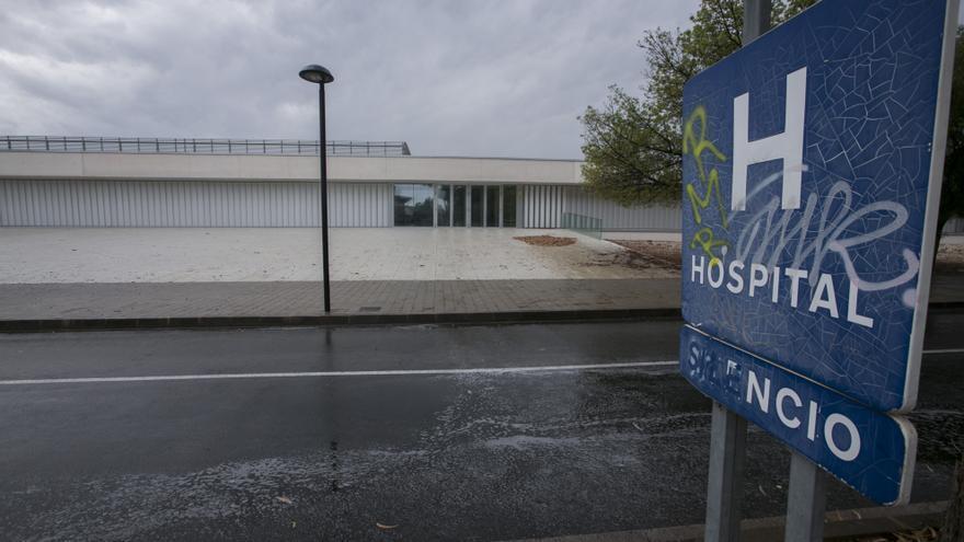 La Diputación vuelve a ofrecer al Consell el nuevo centro Doctor Esquerdo para acoger pacientes covid
