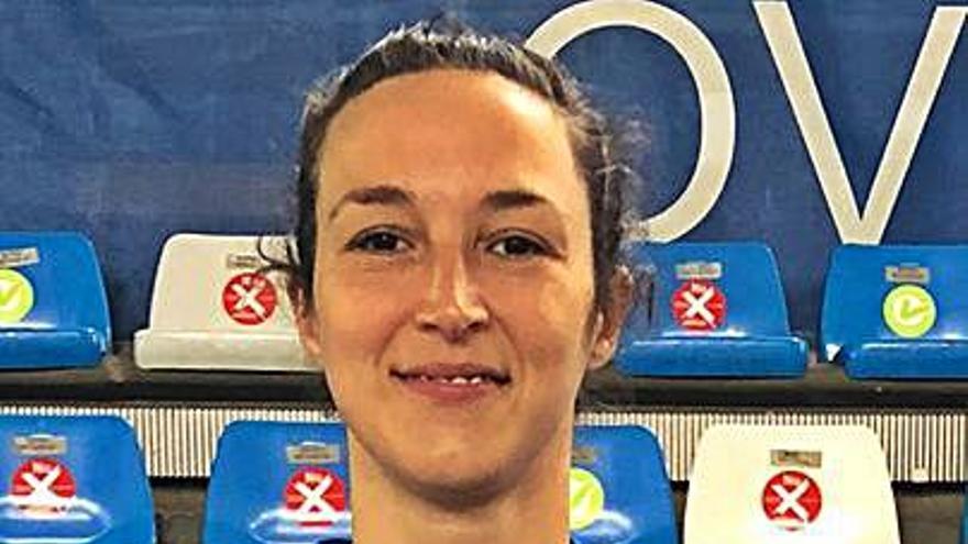 El Unión Financiera de balonmano incorpora a Fanny Monrós