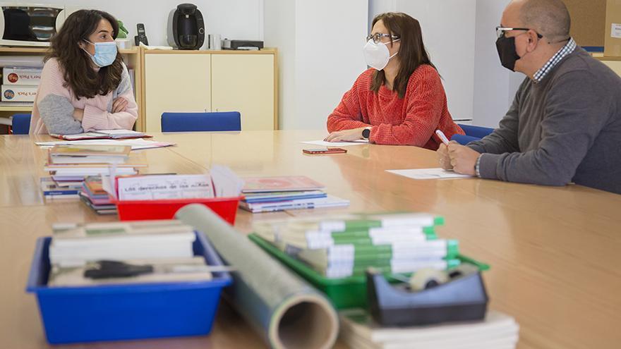 Educación adelanta la incorporación de 2.980 docentes interinos