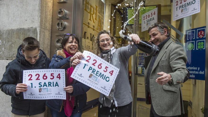 ¿Cuántas veces ha tocado la Lotería del Niño en Mallorca?