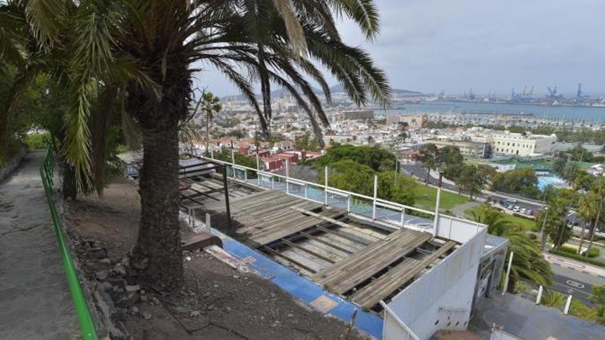 La ciudad contará con nuevos miradores en La Isleta y  en Las Coloradas