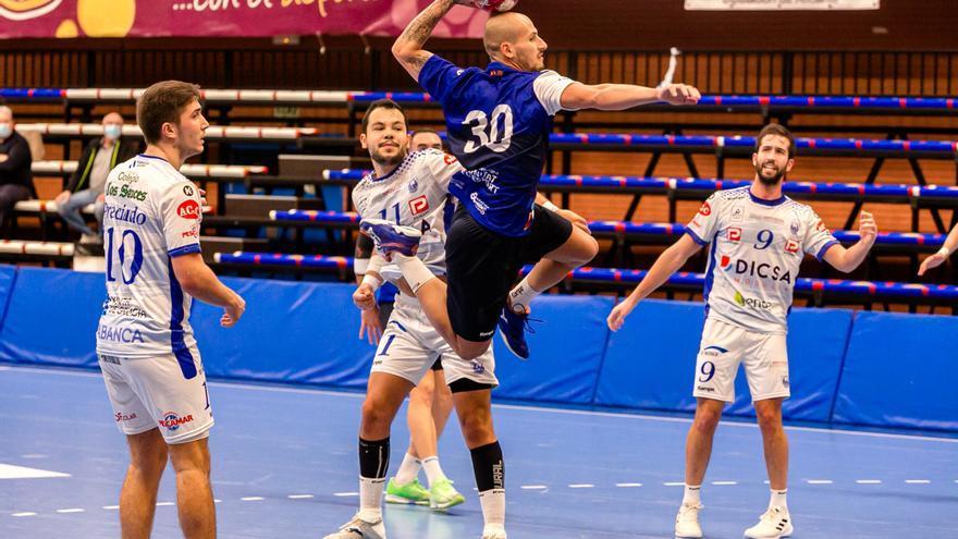 El BM Benidorm vence por 34-25 al Cisne (34-25)