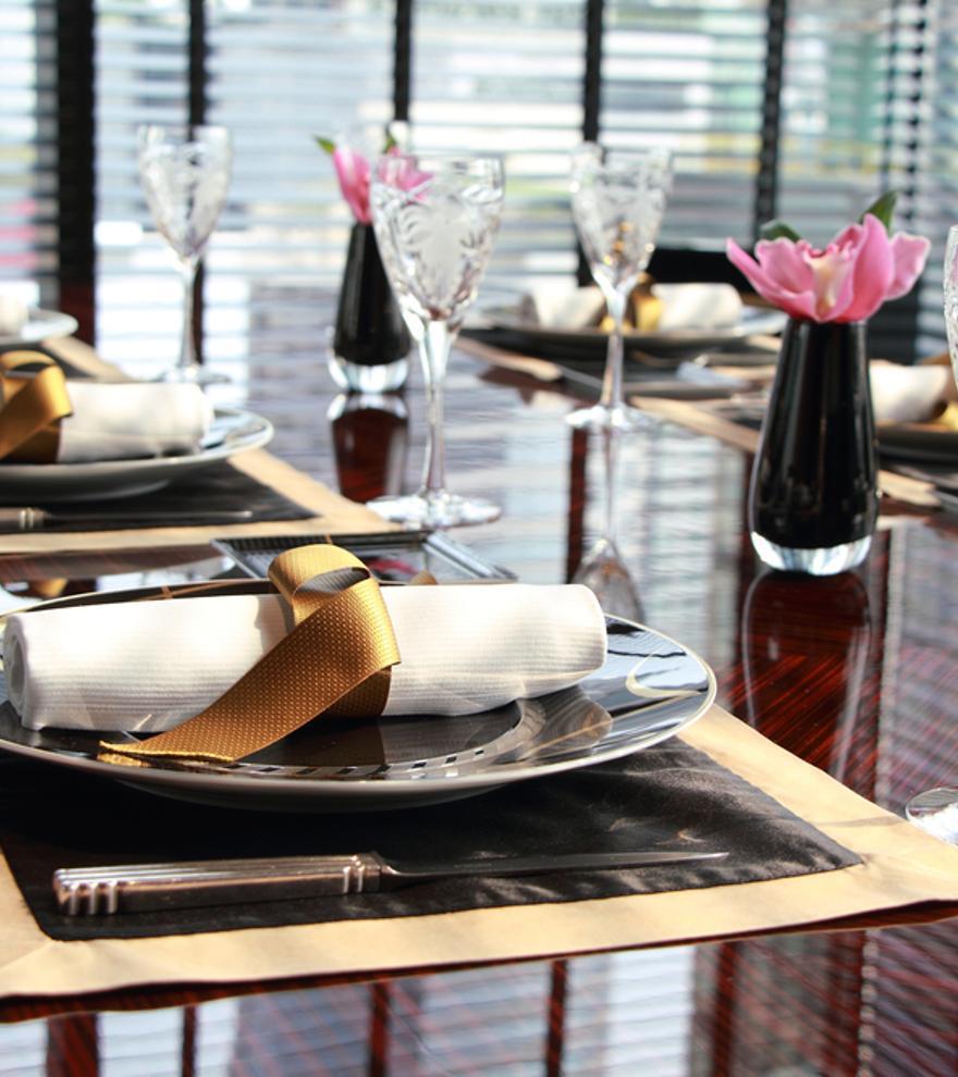 Grandes nombres de la alta cocina malagueña preparan un menú de 14 platos y 350 euros