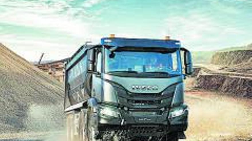 Iveco T-Way, el camión pesado más fiable y productivo llega a Ginés Huertas Industriales