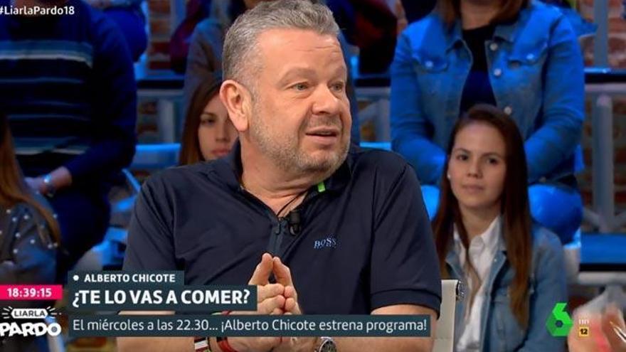 VÍDEO | Alberto Chicote perd 31 quilos i sorprèn amb el seu canvi físic