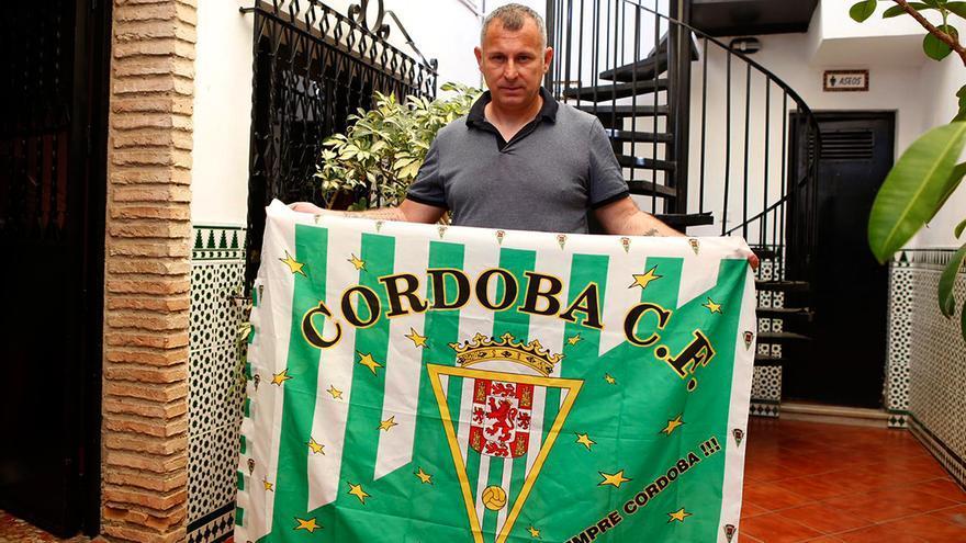 """Javi Moreno: """"Córdoba, como ciudad, no puede estar en esa categoría"""""""