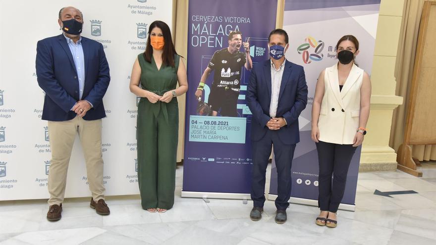 El World Padel Tour regresa a Málaga seis años después
