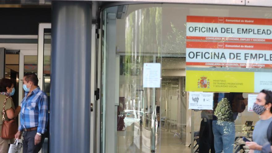 Solo se ha recuperado el 42% del empleo perdido en España