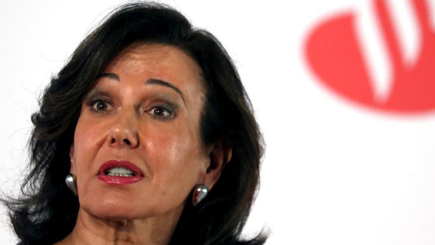 Banco Santander pierde 8.771 millones en 2020