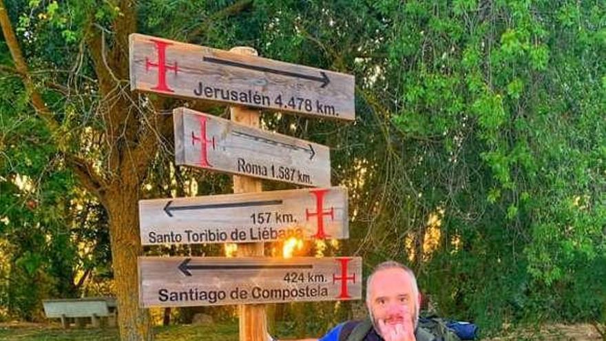 Una peregrinación de casi 8.000 kilómetros