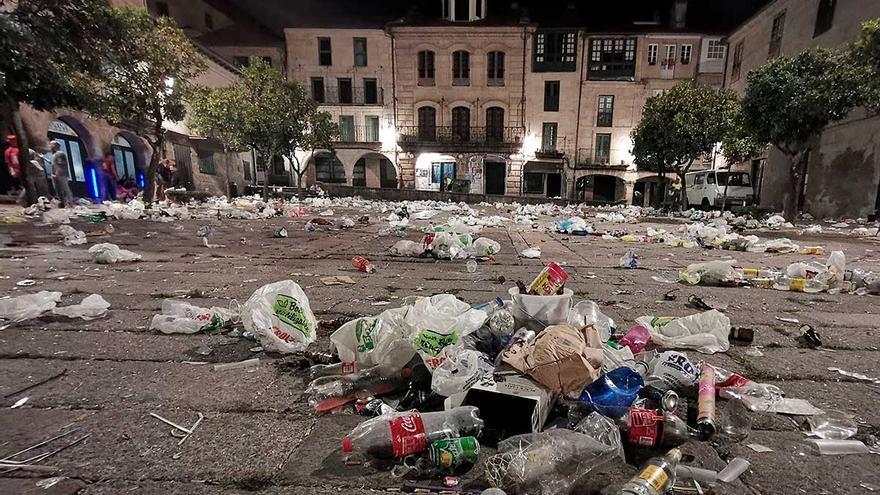 Los gallegos se estrenan más tarde en el alcohol, pero se emborrachan más