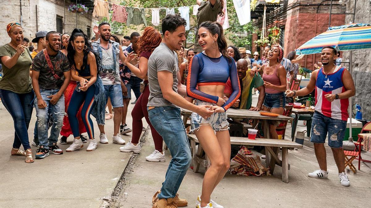 'En un barrio de Nueva York': un soplo de aire fresco