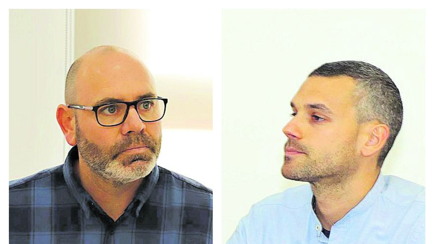 """Sansaloni a García: """"Estamos a favor de que cobres a cambio de que nos apoyes"""""""