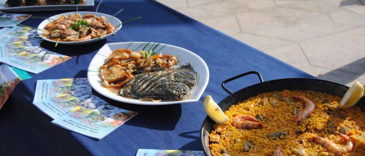 La buena gastronomía reina en la provincia