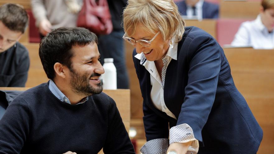 Barceló y Marzà destacan en un Consell desconocido para la mayoría