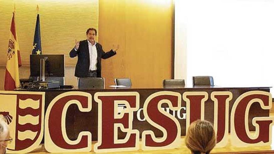 """Ignacio Rivera defiende que las empresas tengan un """"propósito social"""""""