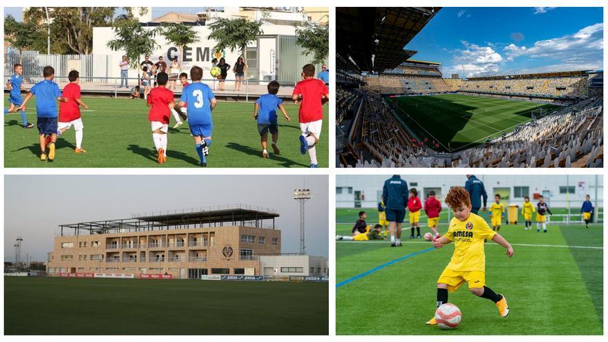 Récord en España | Vila-real cuenta con un campo de fútbol por cada 3.000 habitantes