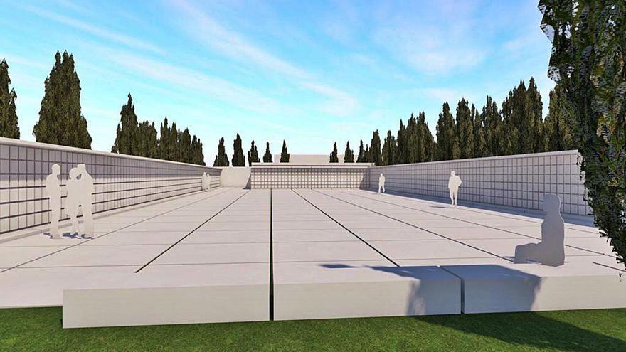 Paterna tendrá  un mausoleo para  los restos de los represaliados  sin identificar