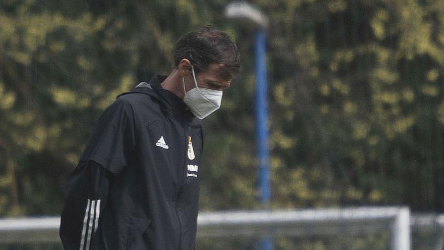 Ziganda conoce el camino: el año pasado consiguió salvar al Real Oviedo cuando era mucho más difícil
