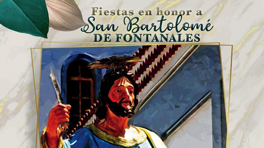 El pueblo de Fontanales celebra este fin de semana las fiestas en honor a San Bartolomé