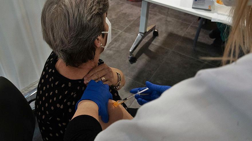 Sanidad inicia este jueves la vacunación para los zamoranos nacidos en 1960