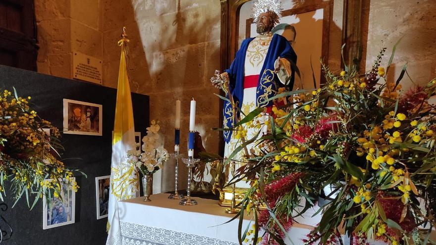 """Inauguración de la exposición """"Pasión por la Semana Santa"""" y de altares de culto mañana en Santa María"""