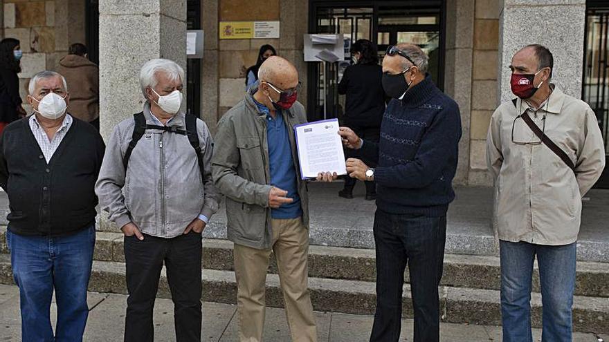 Los mayores de Zamora claman por la dependencia