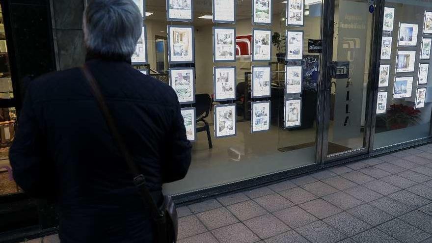 Comprar piso en el centro de Avilés es un 45% más barato que hace una década