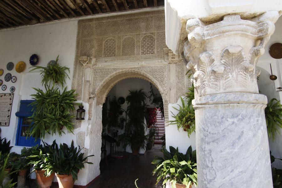 Los Patios de Córdoba: Santiago