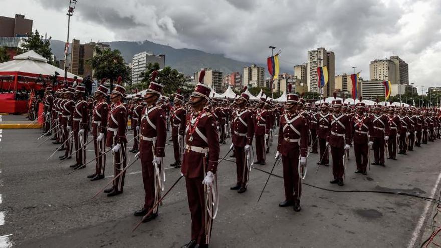 Los otros ataques contra el régimen de Maduro
