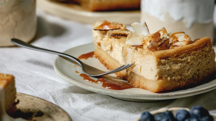 Tarta de queso fácil, rápida y deliciosa: el ingrediente que hará de tu receta la más irresistible