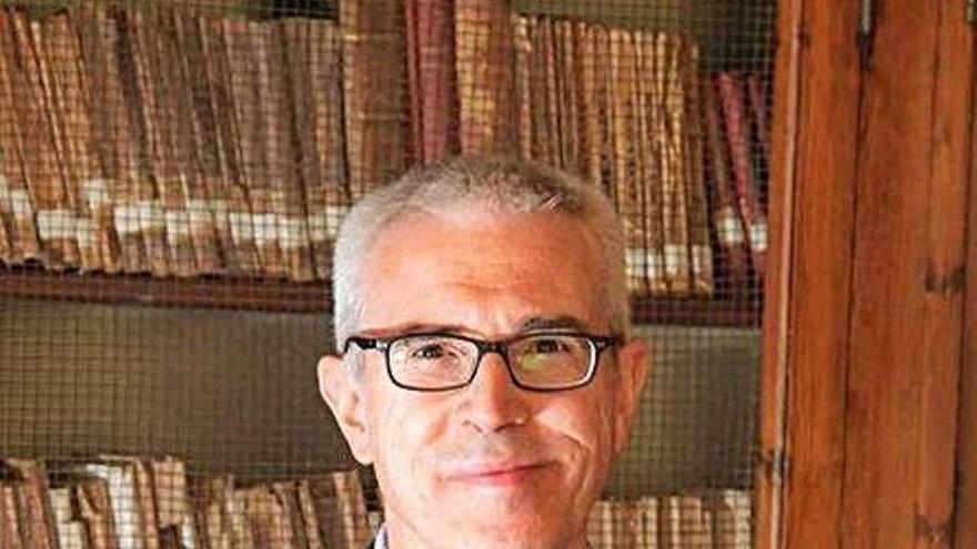 «La imaginación es fundamental en la novela histórica»