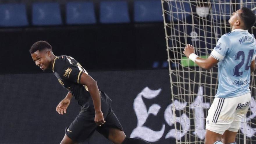 Todos los goles de la jornada 4 de LaLiga: Vinicius y Fati, claves para Madrid y Barça