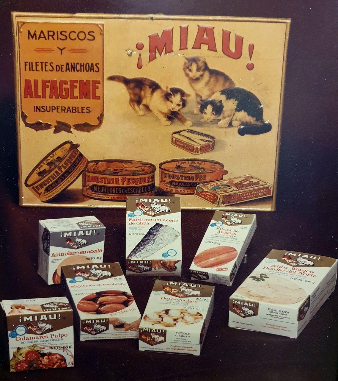 El Museo Anfaco conserva todo el archivo de la Factoría Bernardo Alfageme S. A..jpg