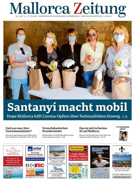 Mallorca im Jahr 2020: Das waren die Titel der MZ