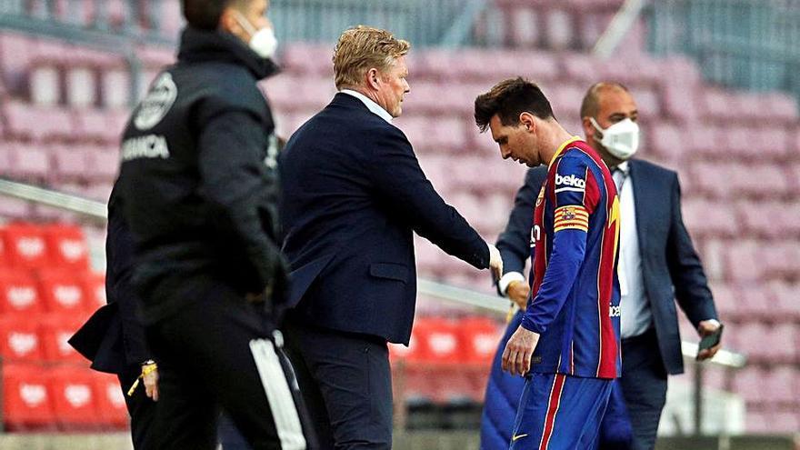 El Barça s'acomiada de la pugna amb una altra trista actuació