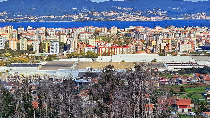 Zona Franca proyecta completar la ampliación de Balaídos con una planta de hidrógeno verde